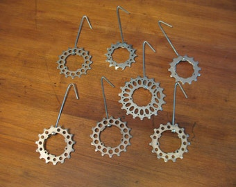 Bicycle Gear Ornament