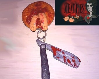 Mrs Lovett's Meat Pies ~ Sweeney Todd ~ Absegami Play March 2015 ~ Pin