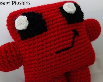 Handmade Super Meat Boy