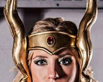 SHE-RA 'Princess of Power' inspired (Head Dress Only)