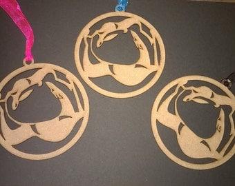 UniQ Greyhound / Galgo & Haas ornamenten