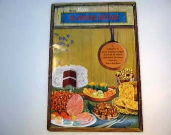 1980s Karo All American Cook Book