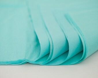 Aqua Blue Tissue Paper Bulk Pack   Premium Tissue Paper sheets Aquamarine Blue   Bulk Tissue Paper Sheets Aquamarine