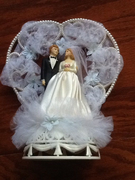 wedding cake toppers central coast and groom wedding cake topper 1980 coast novelty mfg 26436