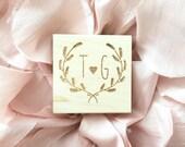 Initial Stamp / Save the Date Stamp / Wedding Stamp / Love Stamp / Valentines Stamp / Monogram Stamp / Arrow Stamp / Return Address Stamp