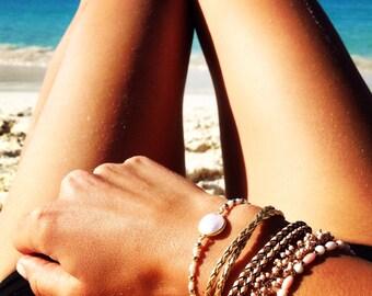 Pearl bracelet mix