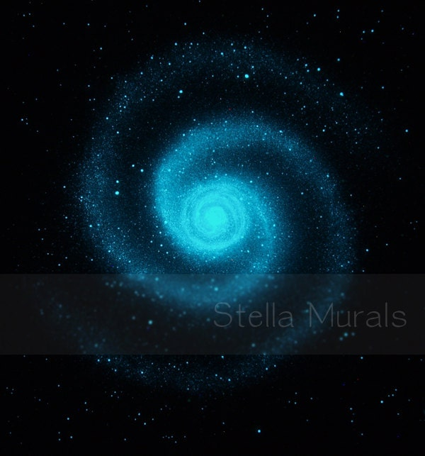 Glow Stars For Ceiling: Glow In The Dark Star Ceiling Poster SUPER BRIGHT Large