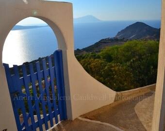 Milos Greek Islands, Sunset - Wall Art