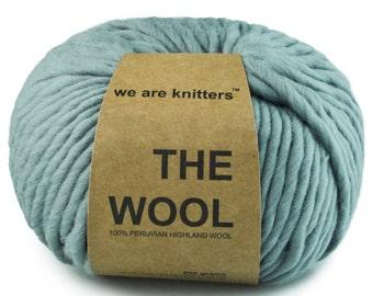 100% Peruvian Wool - Lead