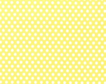 Michael Miller - Kiss Dot - Yellow