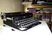 Royal Typewriter - Working Typewriter - Royal De Luxe - Pristine Condition - FREE SHIPPING
