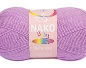 Baby Yarn/ Baby Acrylic Yarn/ Premium AcrylicYarn / Nako Baby Yarn code: 1249