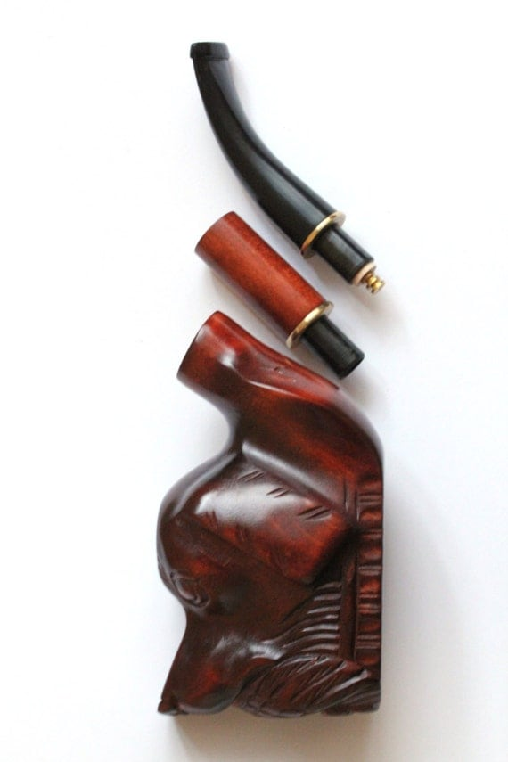 Duck Smoking Pipe Duck Wood Pipe ◅ ▻
