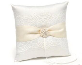 Elegance CC Ring Bearer Pillow