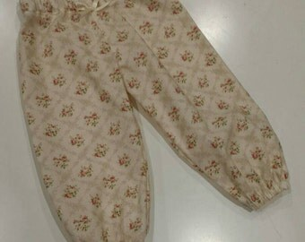 harem pant with bow detail - size 18-24months toddler girl