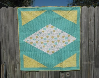 Modern Baby Blanket