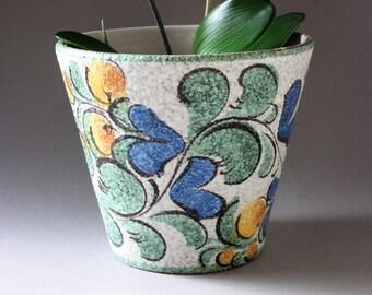 Fat lava blumentopf bertopf keramik von wohnraumformer auf etsy - Dekorative zimmerpflanzen ...