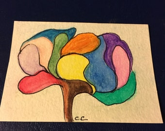 ACEO - Abstract Tree