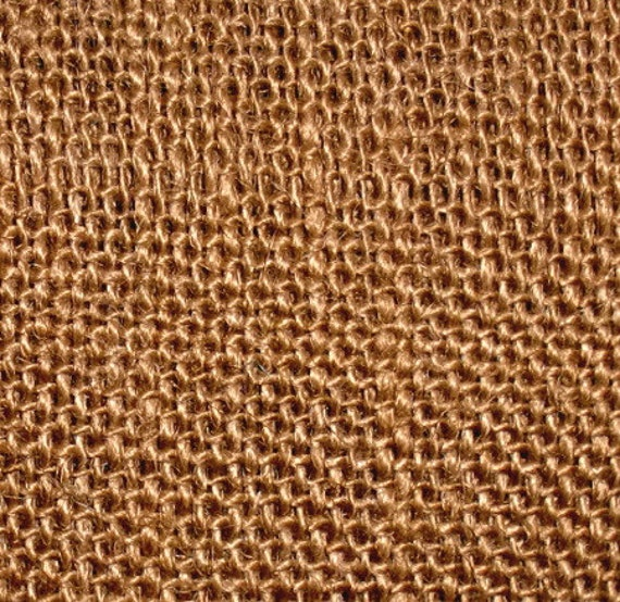 60 Quot Inch Copper Color Burlap Roll 35 Yards From