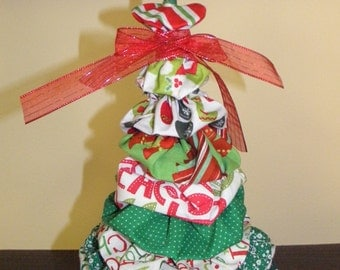 Yo Yo Christmas Tree- Snowflake Star
