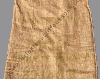 Used Coffee Sacks, Coffee sacks, burlap sacks, jute sacks, Hand Made