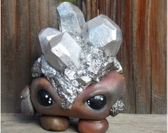 Pyrite Crystal Sprite - One of a Kind