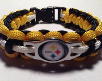 Pittsburgh Steelers Bracelets