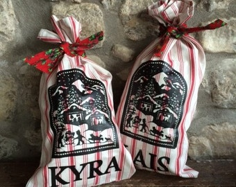 Personalised Holiday/ Party Bags