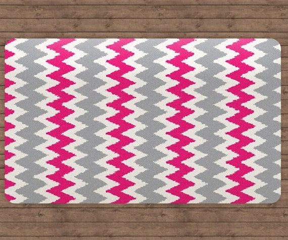 Chevron Area Rug Area Rug 5x8 Hot Pink Rug Rugs By