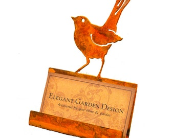CH302 Baby Robin - Business Card Holder