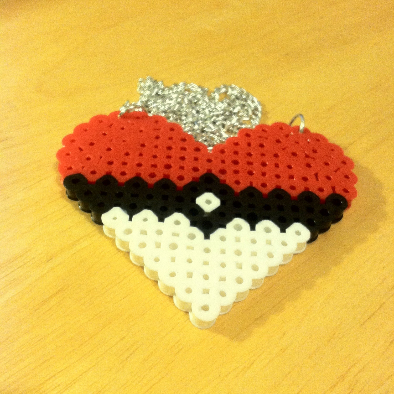 Perler Bead Heart |Perler Bead Heart