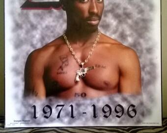 Tupac Wall Hanging