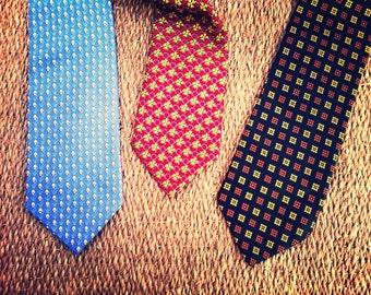 Vintage tie-retro tie-vintage wedding-vintage 100% silk tie-60s party tie-70s party tie-vintage men clothes-vintage man