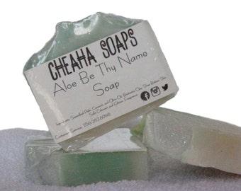 Aloe Be Thy Name Soap - VEGAN