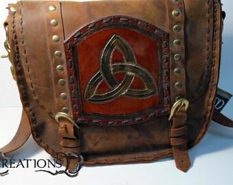 Celt shoulder bag