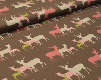 """Westphalia materials """"Linz"""" deer"""
