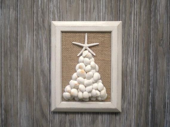 Items similar to beach christmas wall art beach house for Beachy decor items