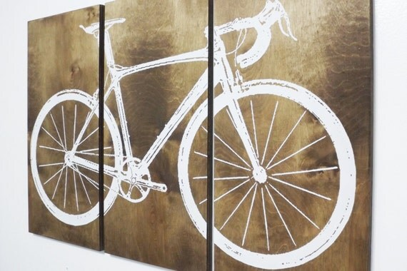 Bike Wall Art