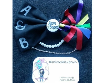 Above & Beyond Hairbow