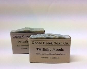 Twilight Woods Soap