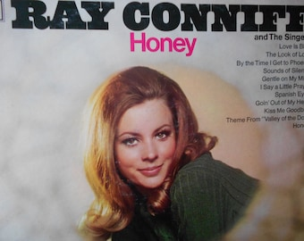 Ray Coniff and the Singers - Honey - vinyl record