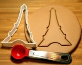 Eiffel Tower Paris France Cookie Cutter Made to order G0123
