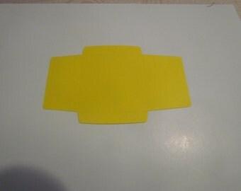 square envelope die cuts