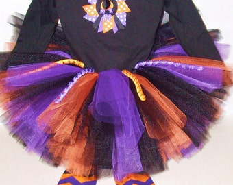 Witch, Little witch Halloween costume, chevron leg warmers, Witch costume