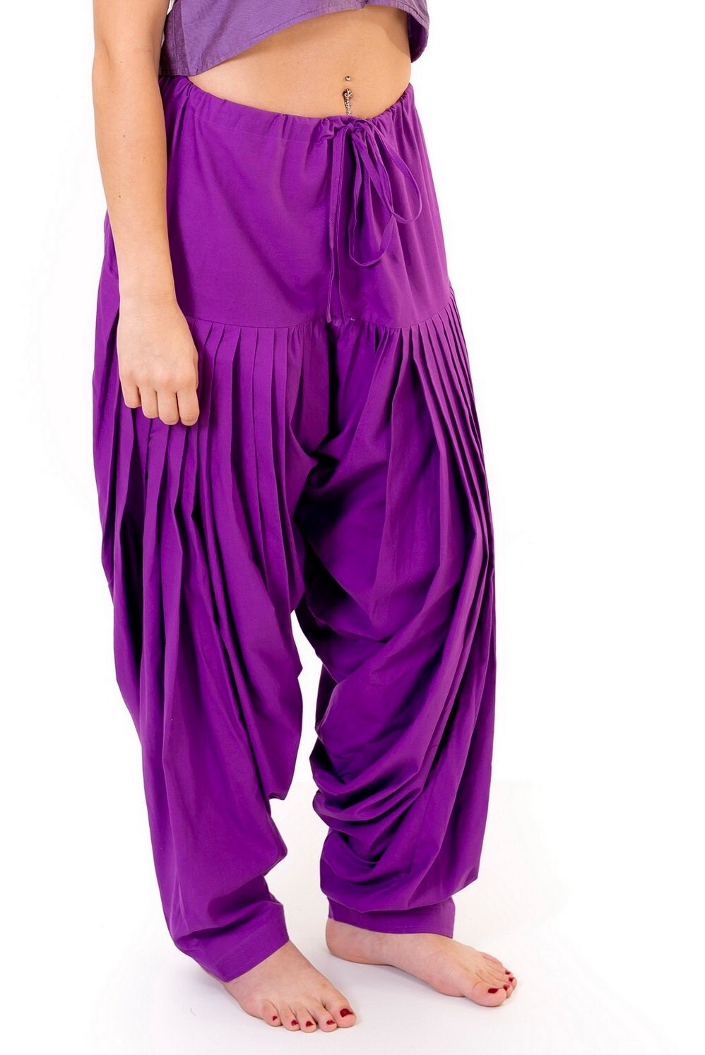 Amazing Details About Women Indian Trousers Yoga Harem Aladdin Pant Casual