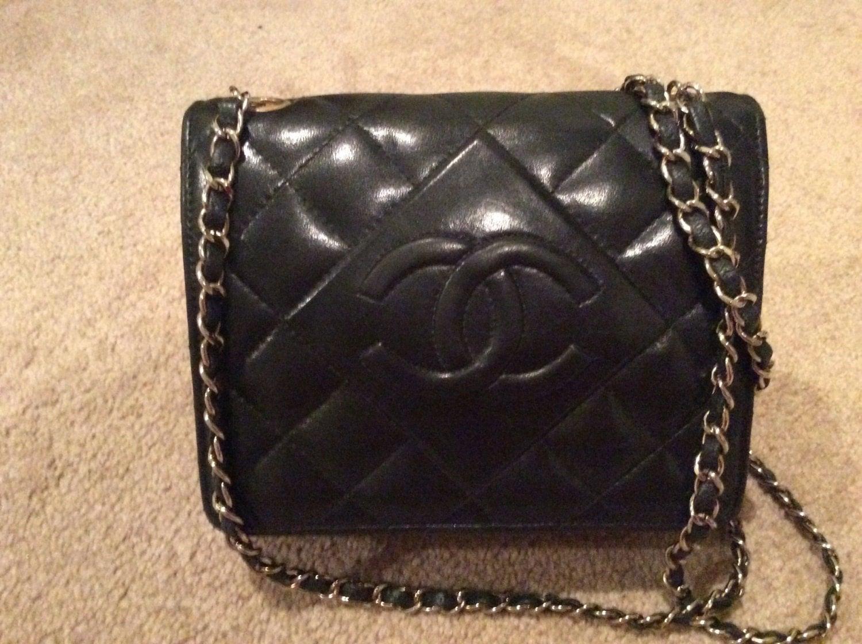 Chanel Bag by VintageCrossWalk on Etsy