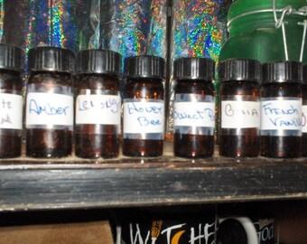 Garnet Oil 2 dram vial