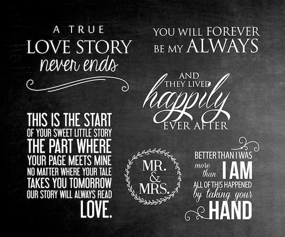 Love Word Overlays   Wedding Love Phrases Photo Overlay   Text Photo  Overlay   Digital PNG Quotes For Photo Words Phrase INSTANT DOWNLOAD