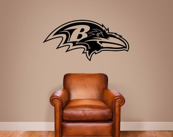 Baltimore Ravens Vinyl Wall Decal Sticker Graphic