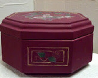 Ceramic Storage Box